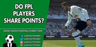 Do FPL Players Share Points