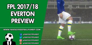 FPL Everton Preview
