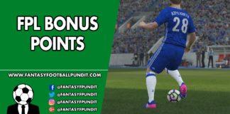 FPL Bonus Points