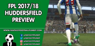 FPL Huddersfield Preview