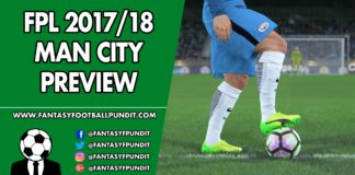 FPL Man City Preview
