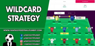 Fantasy Premier League Wildcard Strategy