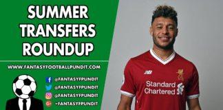 FPL Summer Transfer Roundup