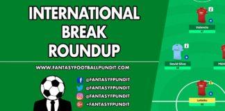 International Break Roundup