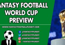 World Cup Fantasy Football Preview