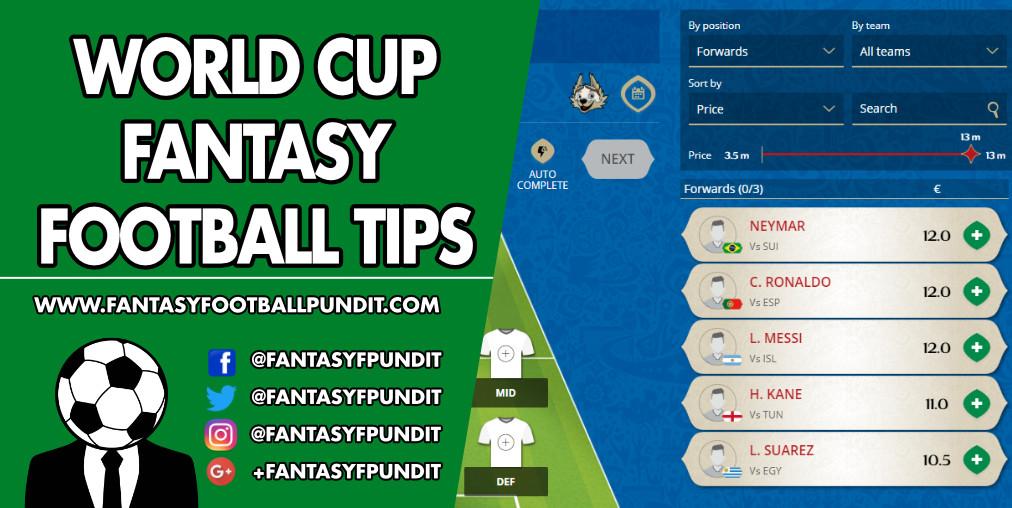 fantasy football tips