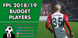 Budget Players FPL