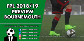 FPL Bournemouth Preview