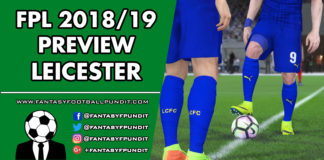 FPL Leicester Preview