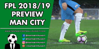 FPL Man City Preview