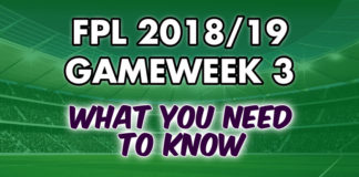 Gameweek 3 Tips
