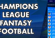 Champions League Fantasy Football
