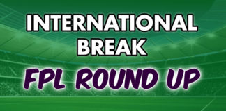 FPL International Break
