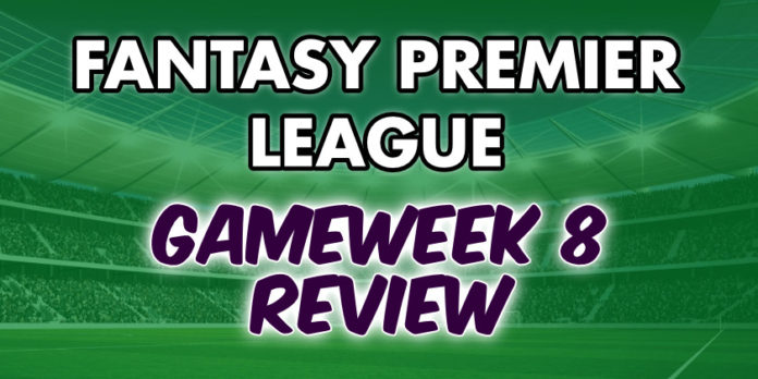 Gameweek 8 Review